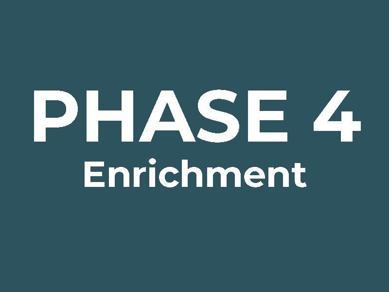 Phase 4: Enrichment