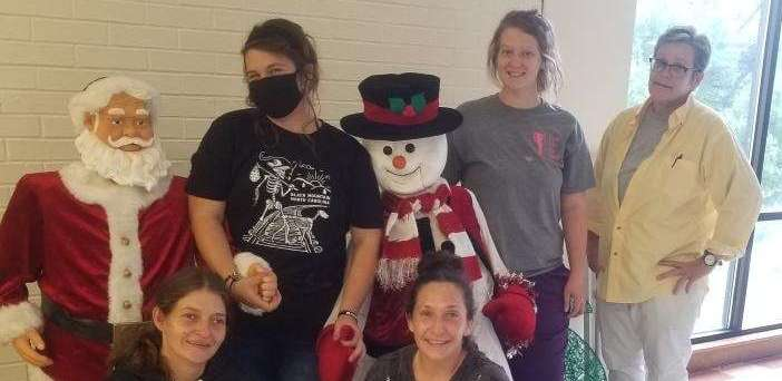 treatment center winter 2020 santas community service western north carolina