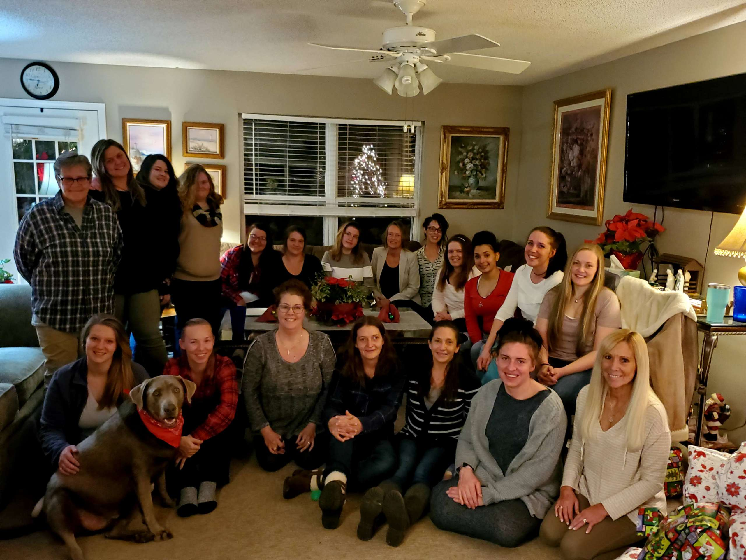 womens Christmas 2020 recovery ventures asheville nc